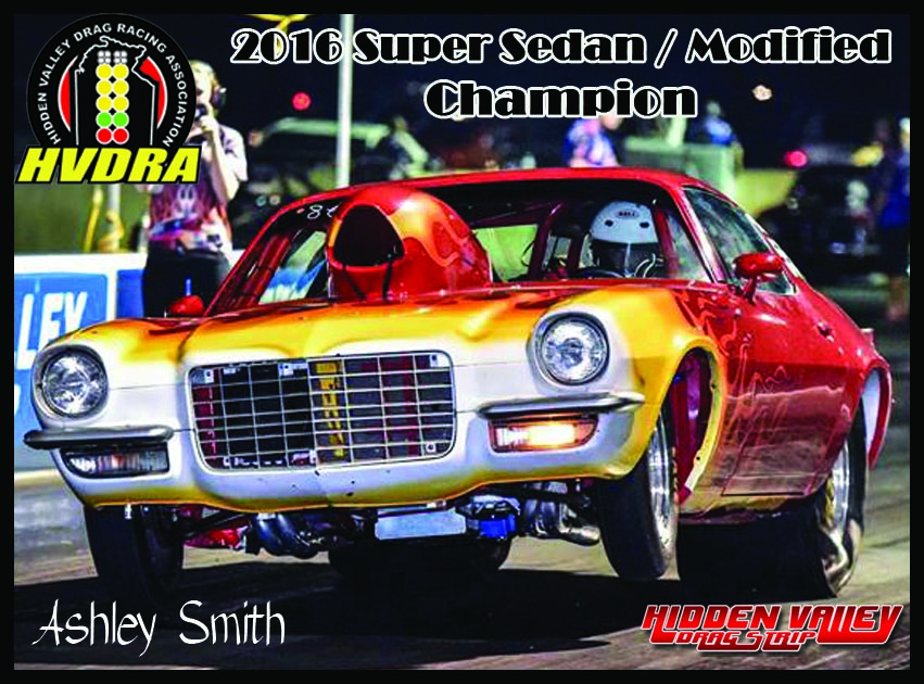 2016 Super Sedan Modified Champ