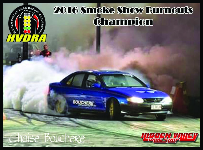2016 Burnout Champ