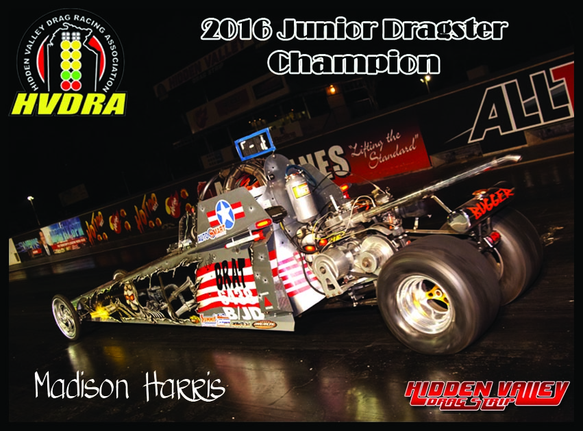 2016 Junior Dragster Champ