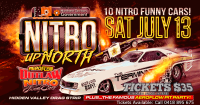 Nitro up North 2019 - Ticket Information