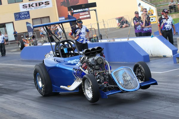 Competition Drag Racing kicks off this Saturday